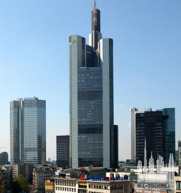 commerzbank tower (коммерцбанк-тауэр)