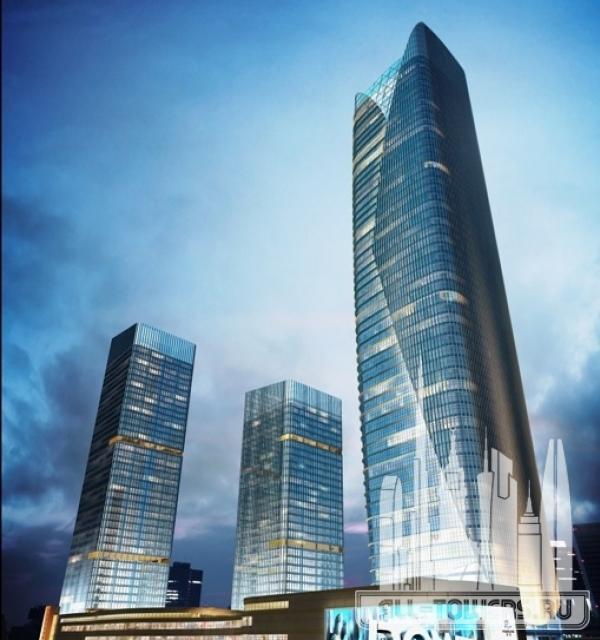 Powerlong Center Office Tower