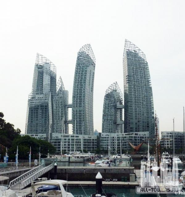 reflections at keppel bay tower 2b