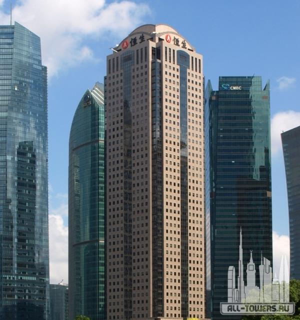 Shanghai Sen Mao International Building