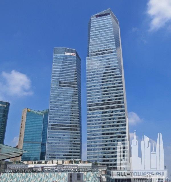 Shanghai IFC South Tower