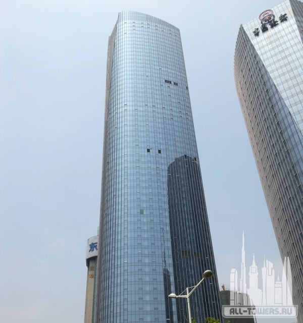 Xindi Center Main Tower