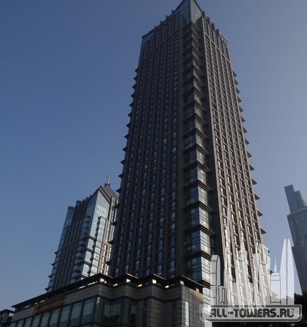 Suzhou International Commerce City West Tower
