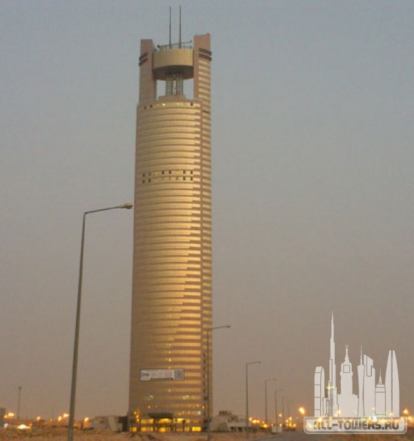 tamkeen tower (башня тамкина)