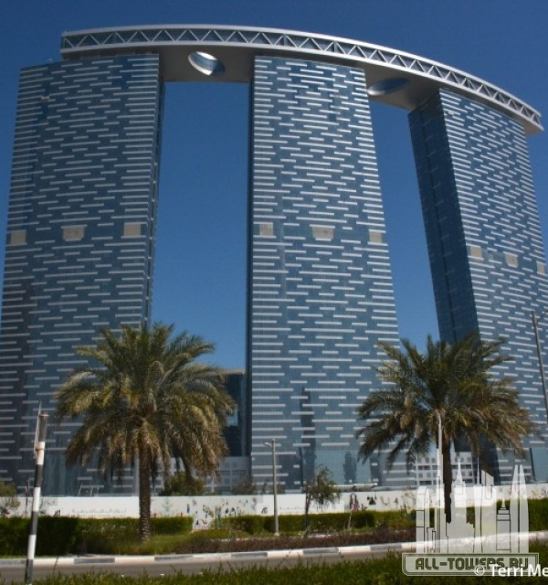 the gate residential tower 2