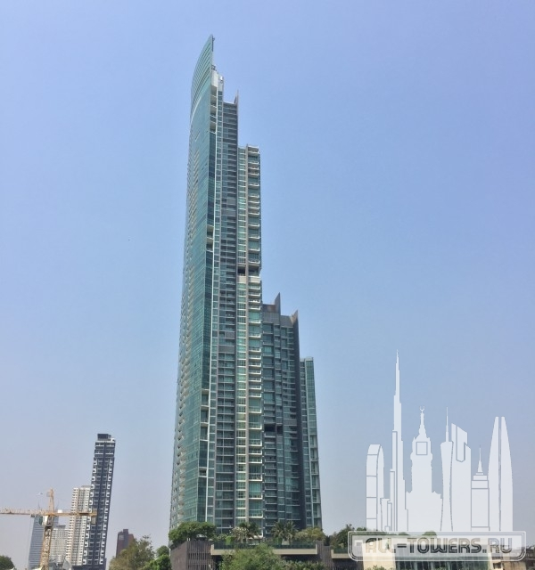 the river tower a
