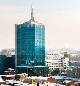 Высотка «Челябинск-Сити»