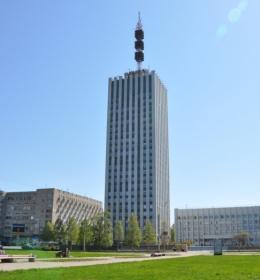 Здание проектных организаций