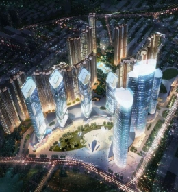 Shimao Wulihe City T3