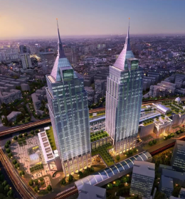 Yuexing Universal Mall Towers