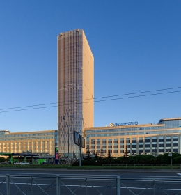 Башня Лидер-тауэр