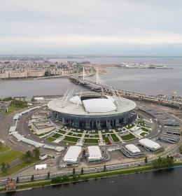 "Стадион ""Санкт-Петербург"" (Зенит-Арена)"