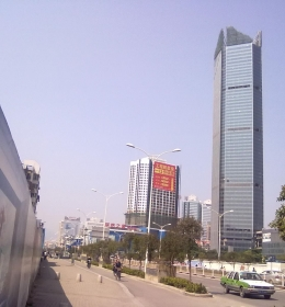 Shimao International Center Main Tower  (Международный центр Шимао)