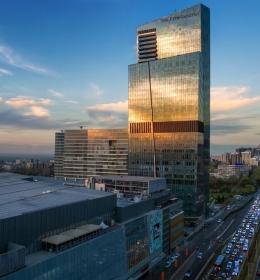 Бизнес-Центр Есентай Тауэр / Esentai Tower