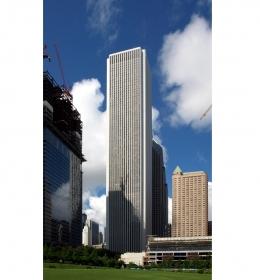 Aon Center  (Башня Аон-центр)