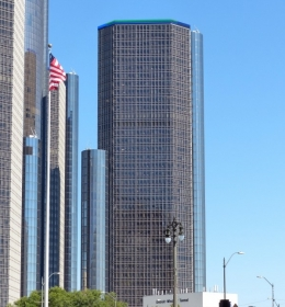 Renaissance Center Tower 400