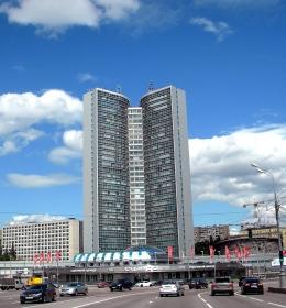 Здание Правительства г. Москвы