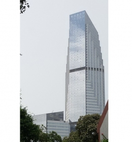 China International Center - Tower B (Китайский международный центр - Башня Б)