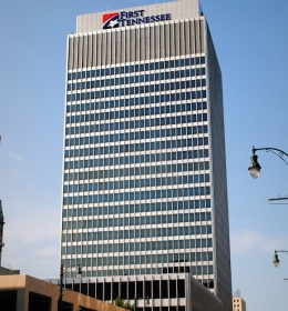 First Tennessee Bank Building