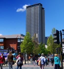 City Lofts Tower