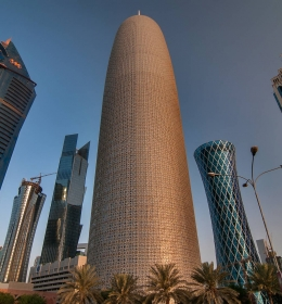 Доха Тауэр / Doha Tower