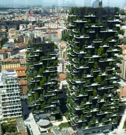 Bosco Verticale - Torre E