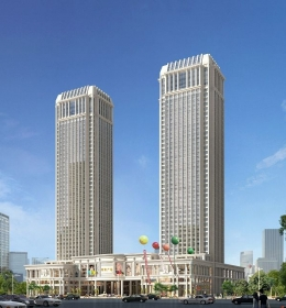 Zhongshan International Finance Centre Tower A