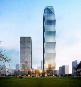 Xian Global Trade Center 1