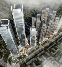 Shengjing Finance Plaza R1-R2, R4-R12