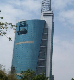 Shenzhen Special Zone Press Tower