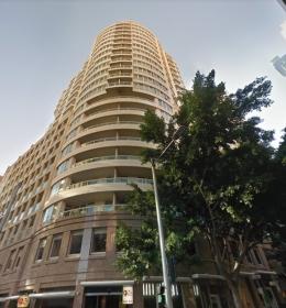 The Raddison Apartments