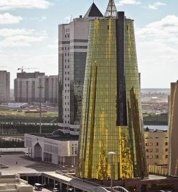 Казына Тауэр 1 / Kazyna Tower 1