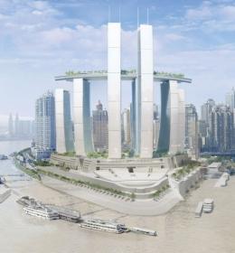 Chongqing Chaotianmen Tower (Tower 6)