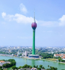 Colombo Lotus Tower (Телебашня «Лотус»)