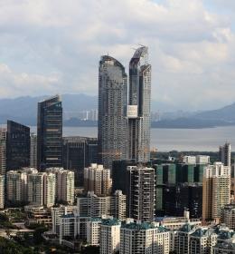 East Pacific Center Towers A (Восточно-Тихоокеанский центр Башня A)
