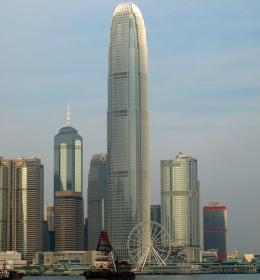 Two International Finance Centre (Башня Второй международный финансовый центр)