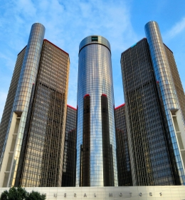 Renaissance Center Tower 200