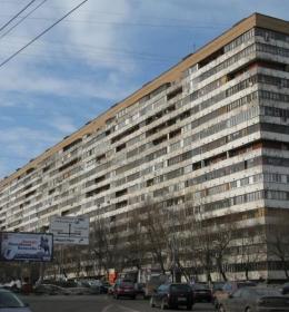 Здание на ул. Нахимовский проспект, 22