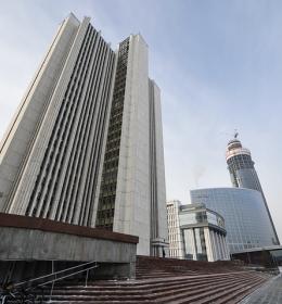 Здание Правительства Свердловской области