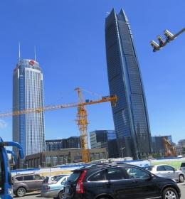 Dongguan TBA Building (Дунгуаньская башня TBA)