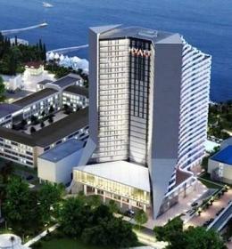 Отель Хаятт Ридженси Сочи и апартаменты Карат