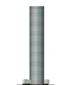 Azrieli Ellipse Tower