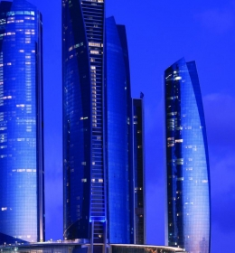 Etihad Tower 4