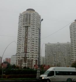 Высотка на ул. Перерва 57