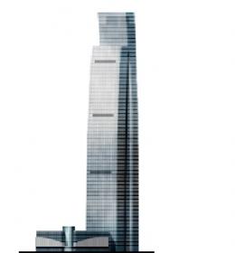Suzhou Center (Башня Центр Сучжоу)
