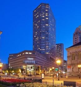 Westin Hotel at Copley Place