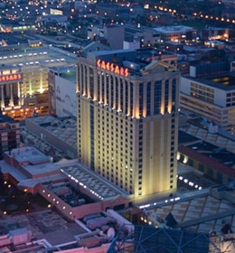 Caesars Atlantic City Centurion Tower