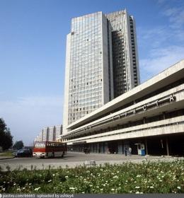 Здание Роспрома