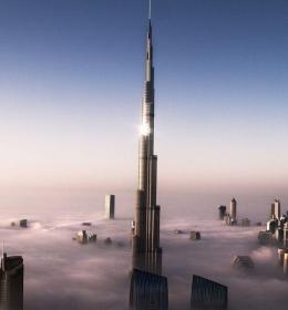 Burj Khalifa (Башня Бурдж-Халифа)