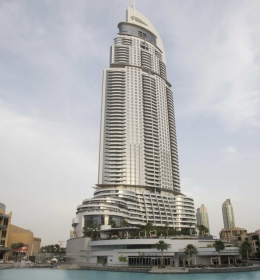 The Address Downtown Burj Dubai (Адрес Даунтаун Бурдж Дубаи?)